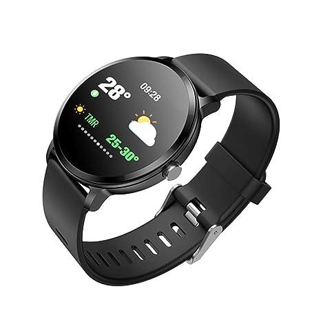 Smart Watch IP67 A prueba de agua Reloj de cristal templado ...
