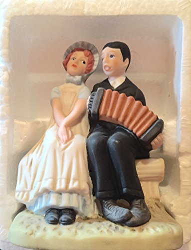 1990 Danbury Mint Saturday Evening Post World of Norman Rockwell Porcelain Sculpture The -