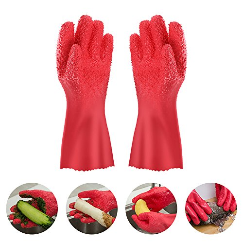 glove potato peeler - 1