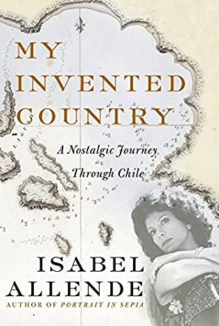 book cover of My Invented Country