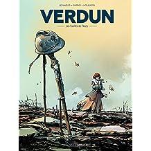 Verdun - Tome 3 - Les fusillés de Fleury (French Edition)
