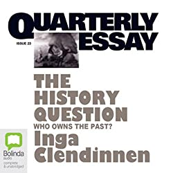 Quarterly Essay 23