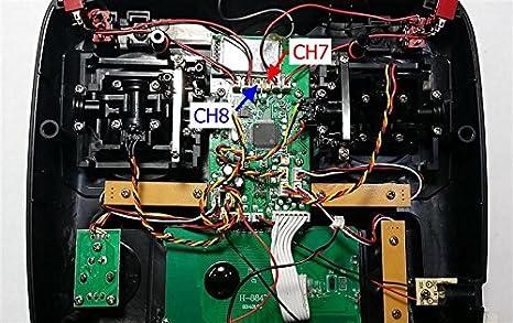BNF para ni/ños ni/ños Juguetes Divertidos Regalo RC Drones al Aire Libre K110 with Remote Control DishyKooker XK K110 RC helic/óptero sin escobillas RTF