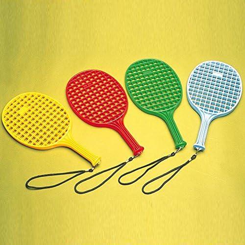 ミニプラスチックPadder Kidsテーブルテニスラケットパックof 2