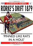 Rorke's Drift 1879, Ian Knight, 1855325063