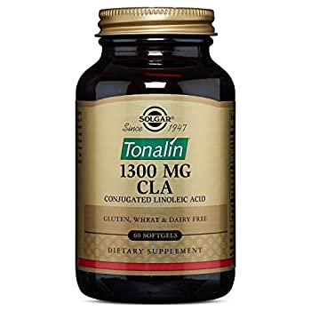 Solgar Tonalin CLA 1300 mg (60 Softgels)