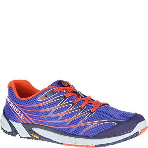 Merrell Women's Bare Access Arc 4 Trail Running Shoe, Violet Storm, 5 M US