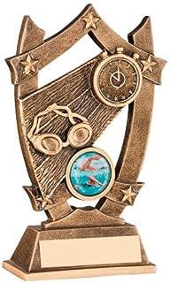14cm Résine de natation Trophy (Rf474a)
