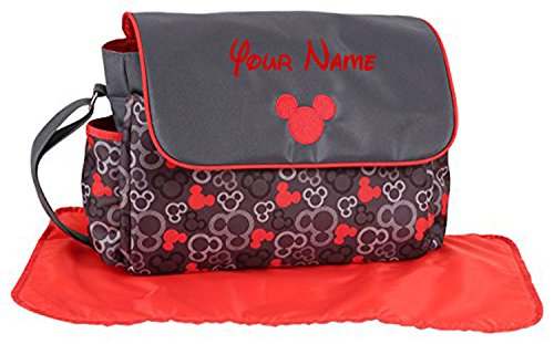 Diaper Bags Personalized Embroidery - 2