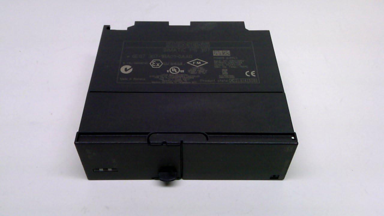 Siemens Simatic PS 307 6es7 307-1ba01-0aa0