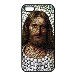 EZCASE Jesus Phone Case For iPhone 5,5S [Pattern-1]
