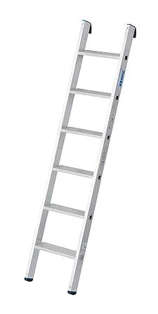 LEC401 Escalera con 6 Peldaño, 2.7 m Altura de Escalera, 1.7 m Longitud: Amazon.es: Industria, empresas y ciencia