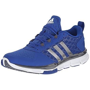 adidas Performance Men's Speed Trainer 2 Training Shoe, Collegiate Royal/White/Tech Grey/Metallic, 11.5 M US