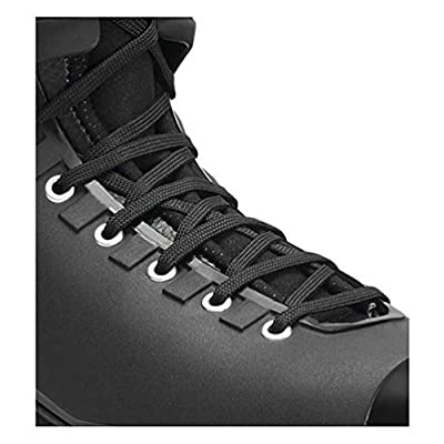Roces Mens M12 UFS Aggressive Street Italian Inline Skates Black 101183 00001-6 : Sports & Outdoors