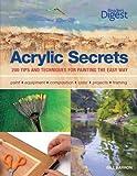 Acrylic Secrets, Gill Barron, 1606520334