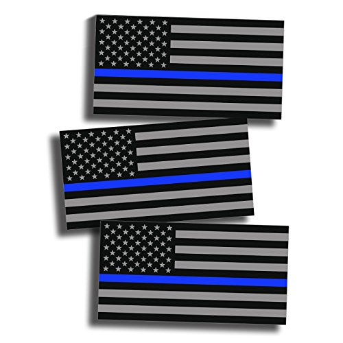 215 DECALS 215 Decals, Graphics, Skins & Stickers Blue LINE USA Flag Sticker Decal Police Law Enforcement TBL price tips cheap