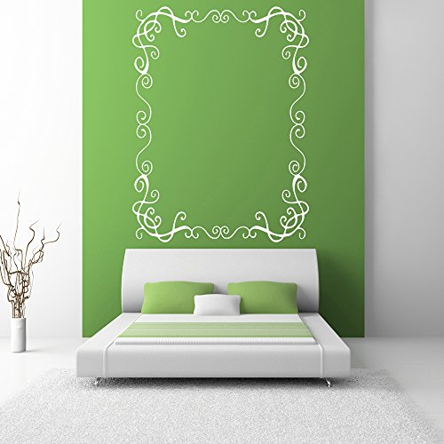 Cheap  azutura Photo Frame Wall Sticker Swirl Picture Frame Wall Decal Living Room..