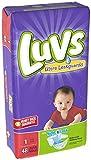 Luvs Ultra Leakguard Diapers