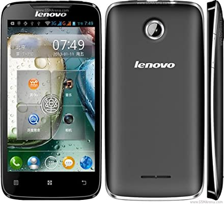 SmartPhone Lenovo A390/6577 Negro. Pantalla 4