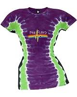 Pink Floyd - Pulse Juniors Tie Dye T-Shirt