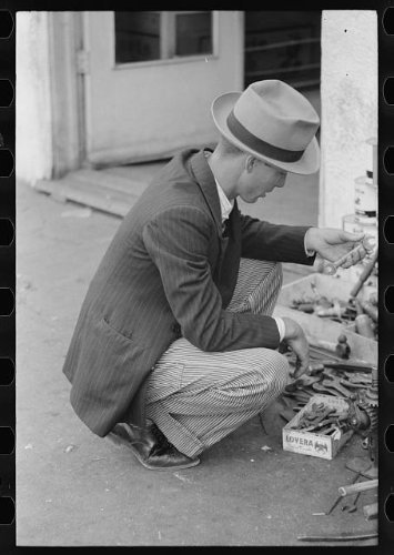 Photo: Man looking at wrench,market - Shopping Waco Texas In