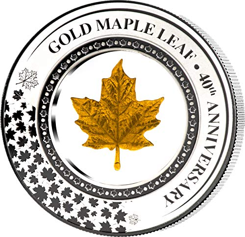 2019 SB Embracing Gold PowerCoin MAPLE LEAF