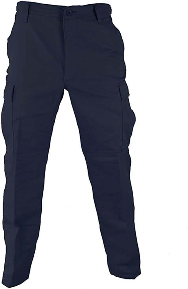 Propper Men's Zip Fly BDU Trouser Pant: Clothing