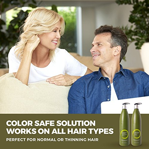 Natural Conditioner - Paraben and Sulfate Free Infused Coconut, Oil and Biotin Color