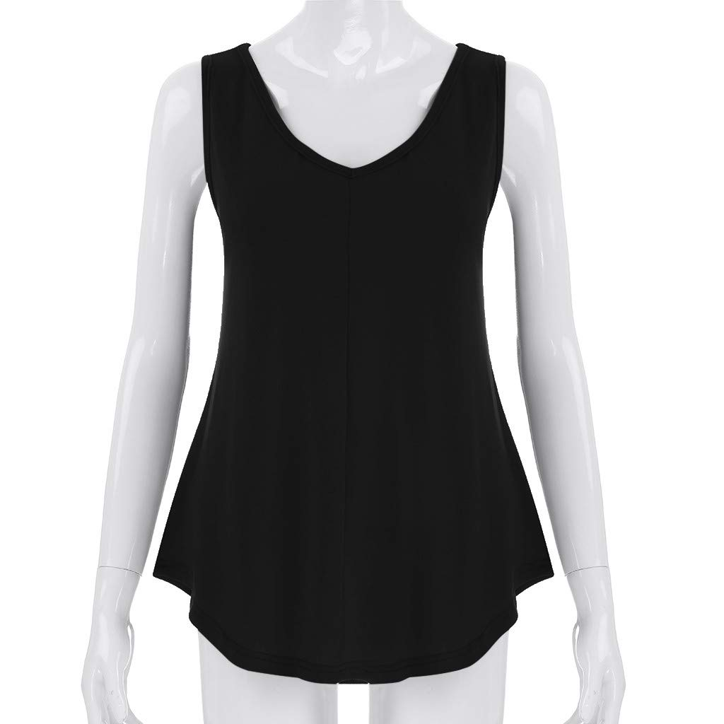 TOYFUNNY Nordic Simple Fashion Style Solid Color Vest Halter Casual Loose Top Manufacturer Sales Price