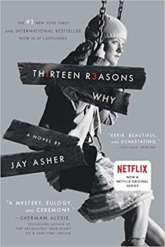 Image result for 13 reasons why book