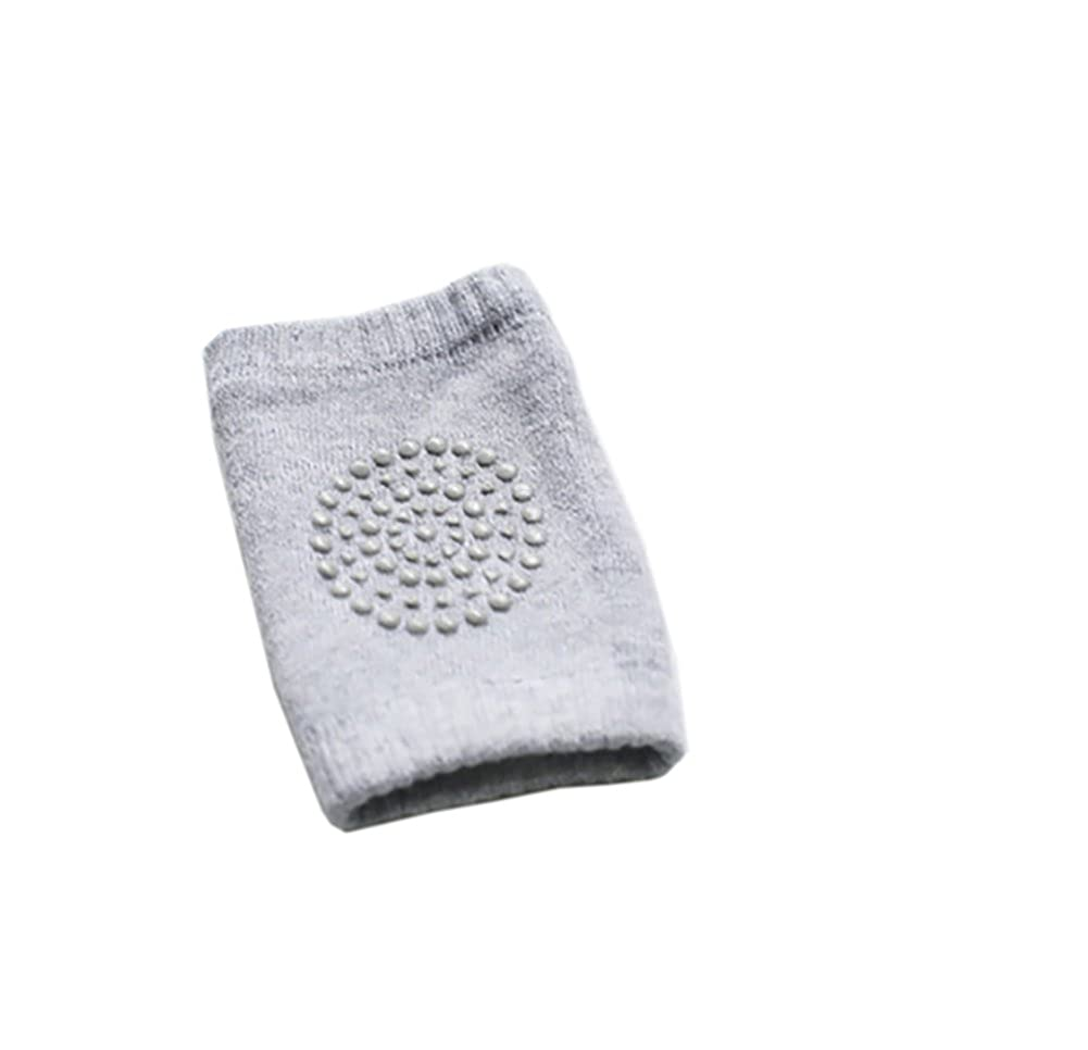 Baby Crawling Anti-Slip Kneepads,Breathable Leg Warmer Elastic Infant Kneepads