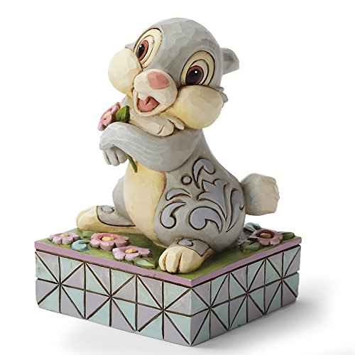 Disney Traditions by Jim Shore Thumper Bambi Stone Resin Figurine