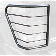 Steelcraft 32130 Tail Light Guard, Black