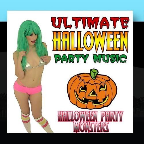 (Ultimate Halloween Party Music by Halloween Party)
