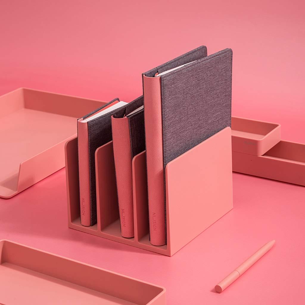 Dateihalter Stand Buchen Bürobedarf Drei Raster Raster Raster Raumgestaltung Sortierung Dokumentenablage Buchbearbeitung Einfacher Nordischer Stil (Farbe    1) B07MV8755R   Hochwertig  9d19cc