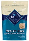 Blue Buffalo Health Bars for Dogs, Fish and Sweet Potato, 16-Ounce Bag, My Pet Supplies