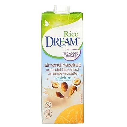 Rice Dream avellana y almendra – 1 litro: Amazon.com ...