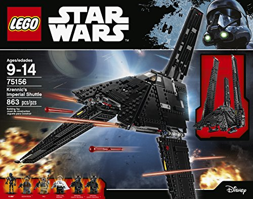 LEGO STAR WARS Krennic's Imperial Shuttle 75156