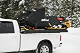Ski-Doo Intense Rap-Clic Cover - Black