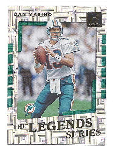 2017 Donruss Sports Legends - DAN MARINO 2017 Donruss The Legends Series #12 Card Miami Dolphins Football