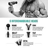 Medcursor Handheld Percussion Massage Gun - Deep