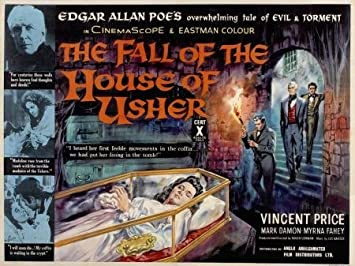 Image result for house of usher movie poster