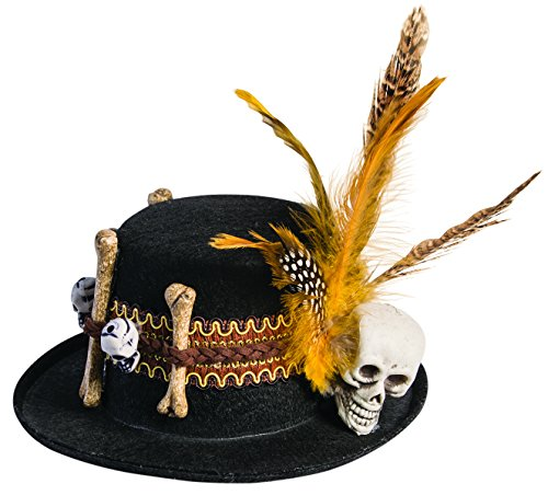 Faerynicethings Voodoo Mini Hat