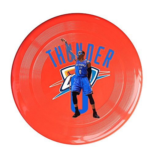 SYYFB Unisex Russell 0# Westbrook Basketball Player Outdoor Game Frisbee Light Up Flying - Okc Sunglasses