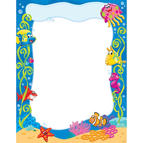 22' Classroom Decoration (Sea Buddies Learning Chart)