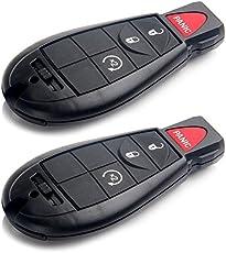 2010 dodge grand caravan key fob battery replacement