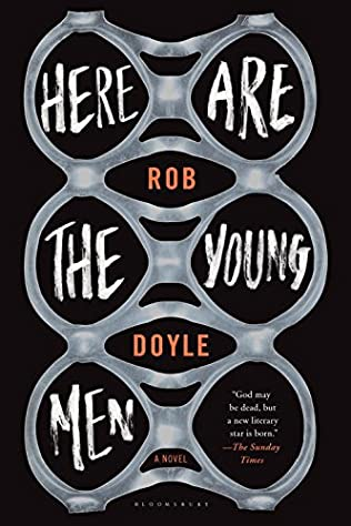 book cover of Here Are the Young Men