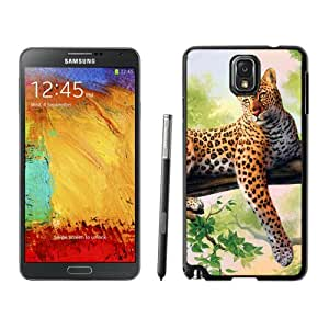 New Fashionable Designed For Samsung Galaxy Note 3 N900A N900V N900P N900T Phone Case With Leopard Art Phone Case Cover