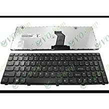 Generic New US Laptop Keyboard for Lenovo G580 G580A G585 G585A N580 N585 N586 Black with Black Frame 25-201816, MP-10A33US-686C, 11S25201816, MP-0A, T4G8-US, MP-10A3, 25206689, V-117020NS2-US, 25201816, V-117020NS1-US