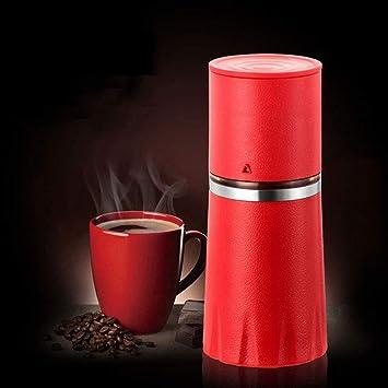 Máquina De Café Espresso Portátil, Cafetera De Viaje Pequeña, Con Accionamiento Manual De Acción